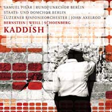 Kaddish album cover